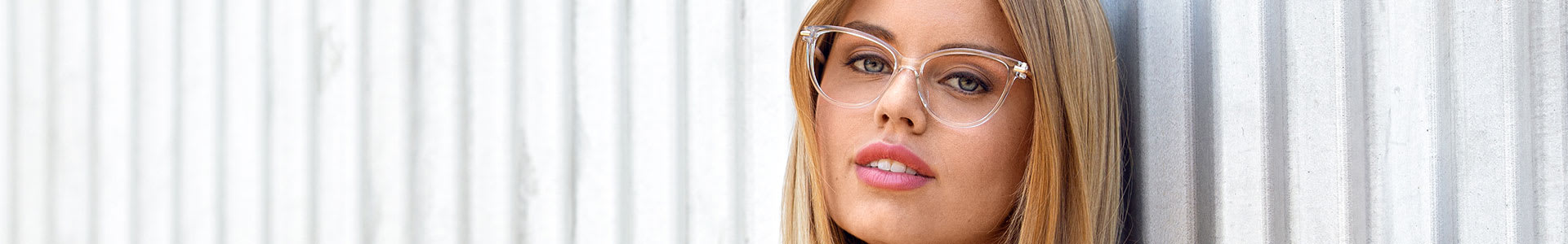 Clear Frames for Eyeglasses & Sunglasses
