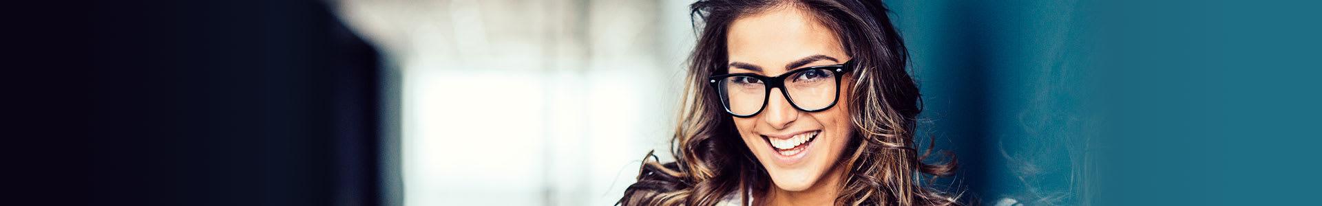 Oversized Eyeglasses