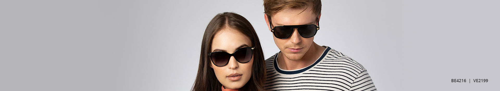 Shop Sunglasses - featuring Burberry BE4216 and Versace VE2199