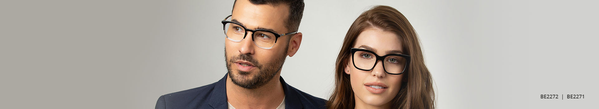 Shop Eyeglasses - featuring Burberry BE2272 and Burberry BE2271