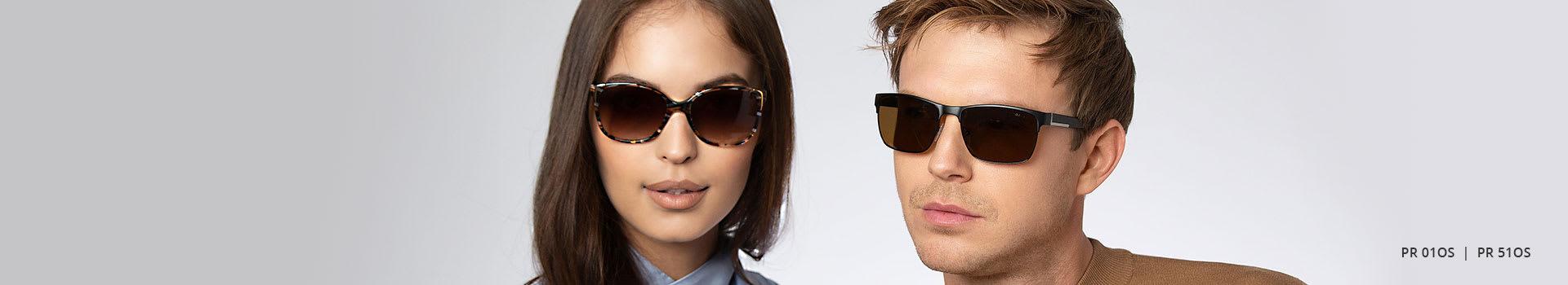 Shop Prescription Sunglasses - featuring Prada PR 01OS and Prada PR 51OS