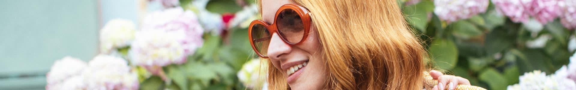 Shop by Color - Orange Frames