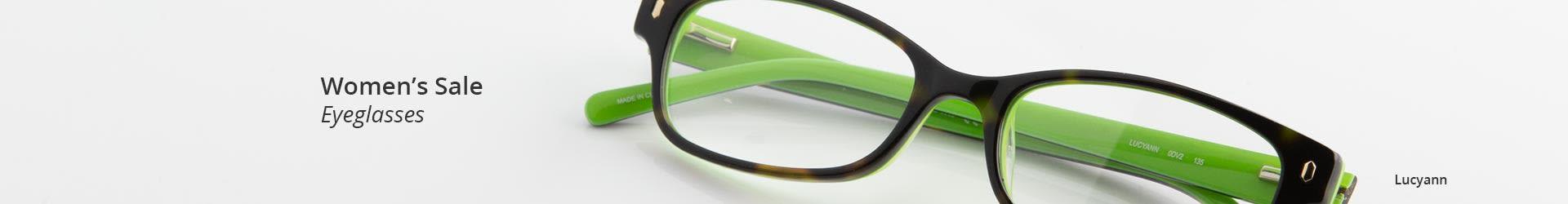 Women's Eyeglasses Sale
