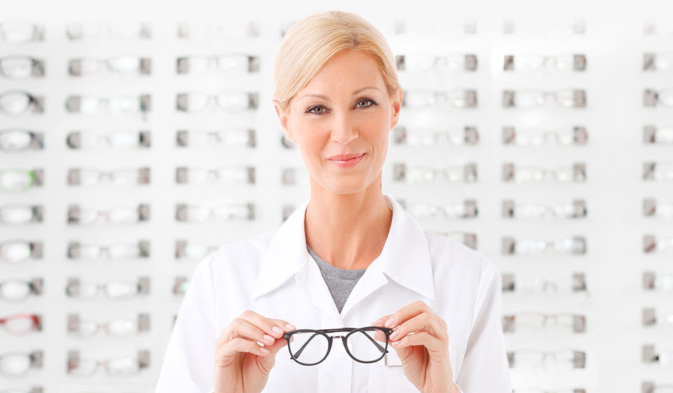 Expert opticians on staff