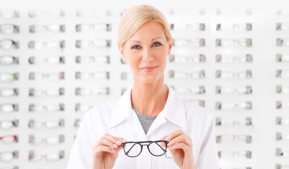 Expert opticians on staff